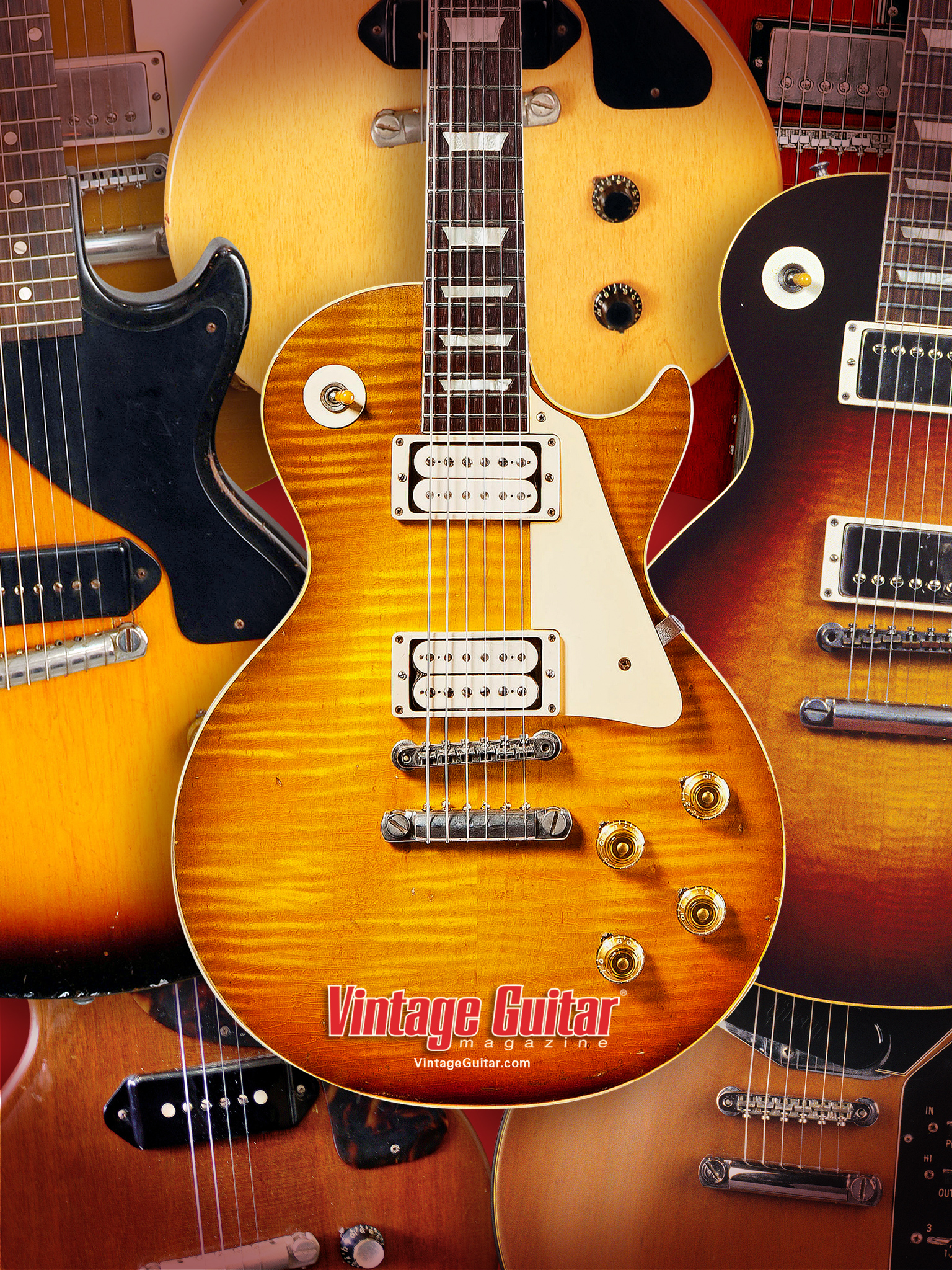 Custom VG Backgrounds | Vintage Guitar® magazine
