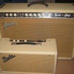 1963 Fender Twin and reverb