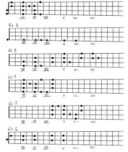 Andrew Hendryx - Lesson: G Blues Scale Lesson
