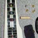 Canadian Mason Steel Guitar