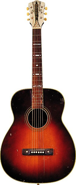 1939 Doitsch Hawaiian Guitar