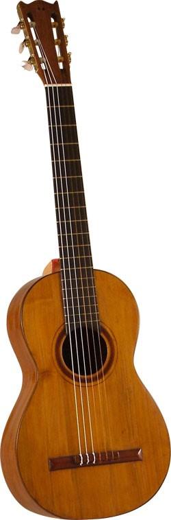 Antonio De Torres 1863 Vintage Guitar 174 Magazine