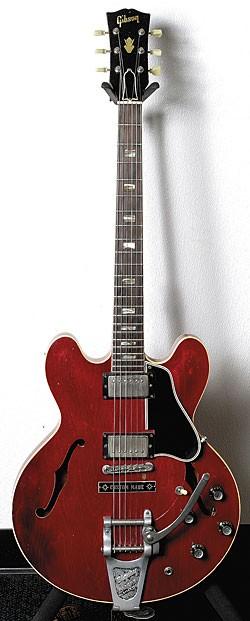 rich robinson vintage guitar magazine. Black Bedroom Furniture Sets. Home Design Ideas