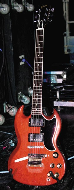1960s Gibson SG Special