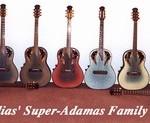 ADAMAS AND MORE ADAMAS FOREVER!