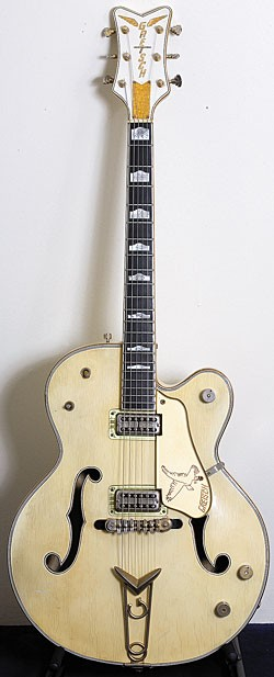 John frusciante white guitar - photo#5