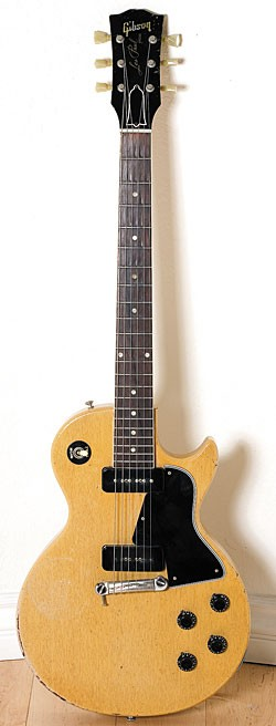'56 Gibson Les Paul Special.