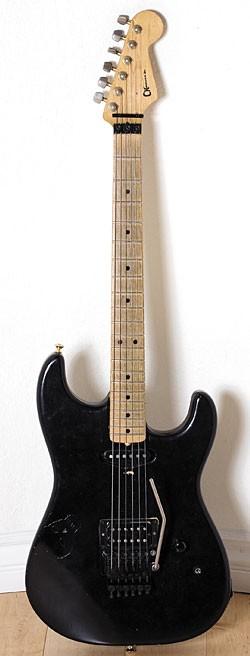 Mick mars vintage guitar magazine for Chitarre magazine