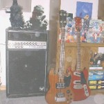 Oliver amp and Gibsons