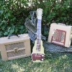 Gibson BR9 Amps and Guitar