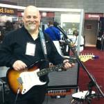 Bob Bailey of Roland demos the new GA series amps