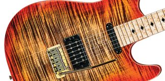 Carvin's GH24 Greg Howe Signature