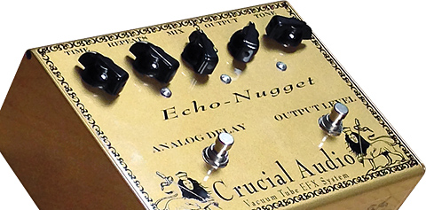 Crucial Audio Echo-Nugget