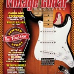 Vintage Guitar magazine June 2013