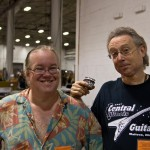 Chip Coleman (Coleman Music) and Bill Holter (Vintage Sound)