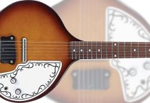 Danelectro Baby Sitar Home Feature Image