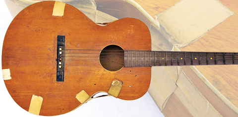 Six-STrings, 60 Years Ago