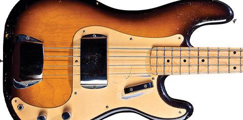 Fender's 1957 Precision Bass