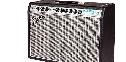 Fender's '68 Custom Deluxe Reverb