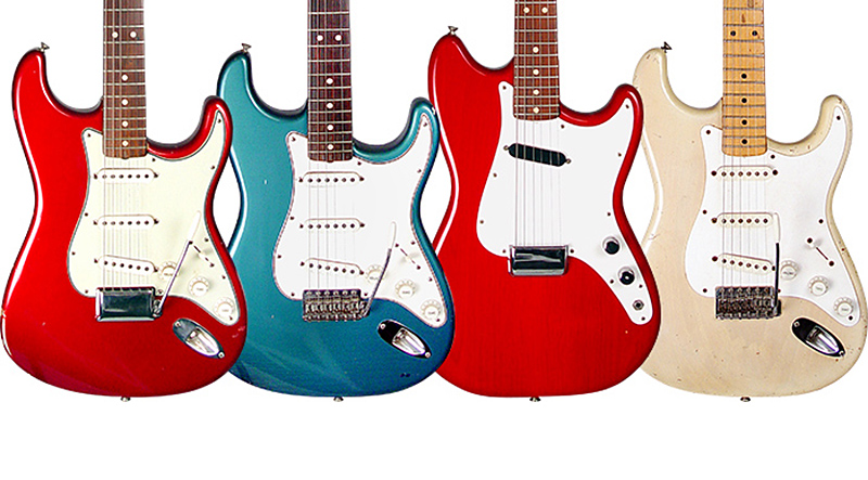 Fender Custom Colors In The 1960s Vintage Guitar 174 Magazine