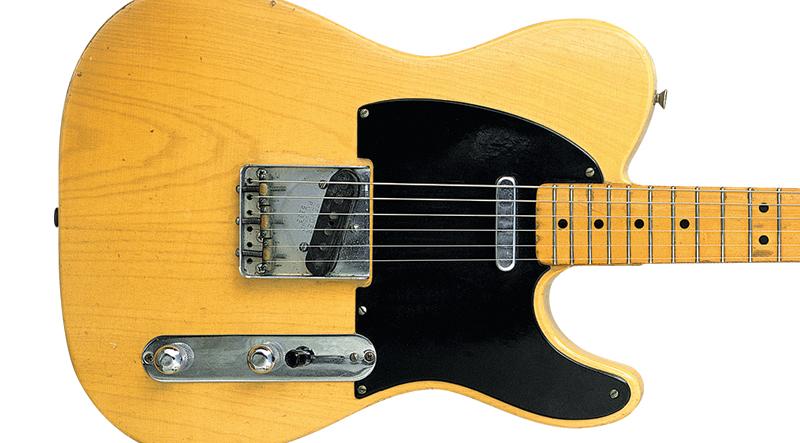 Fender's 1951-'54 Telecaster   Vintage Guitar® magazine