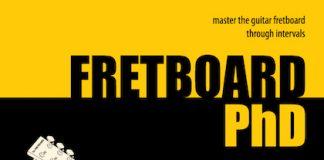 Fretboard PhD cover