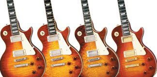 Gibson's First Reissue Les Pauls