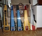 Gibson lap steel Collection