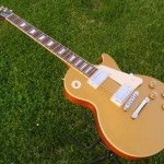 Gibson Les Paul Traditional Gold Top