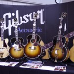 Gibson Montana Custom Shop creations.