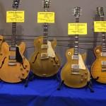 Guitar Maniacs Gibsons