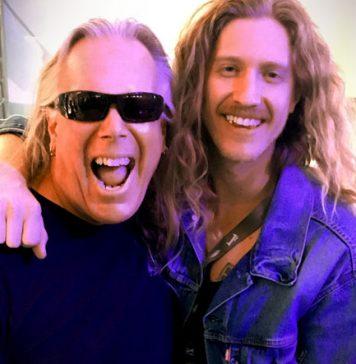 James Patrick Regan talks to blues-rockerJared James Nichols