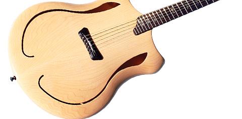 Jon Kammerer Guitars' Pegasus