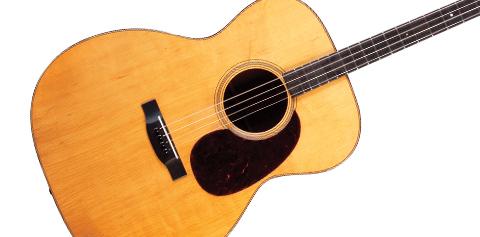Martin OM-18P Plectrum Guitar