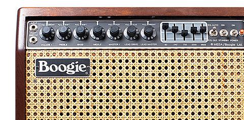 Mesa/Boogie Mark IIC+
