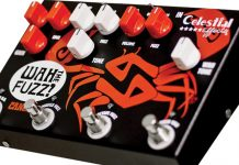 Walrus Audio Deep Six and Mayflower; Celestial Effects' Cancer Wah the Fuzz?