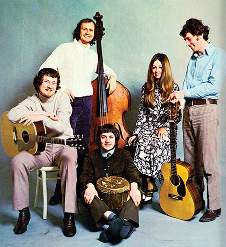 Группа Pentangle