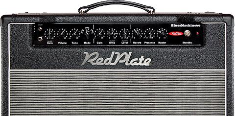 Redplate Amps' BluesMachine66
