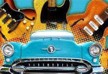 Electrifying Sounds of Post-War Guitar