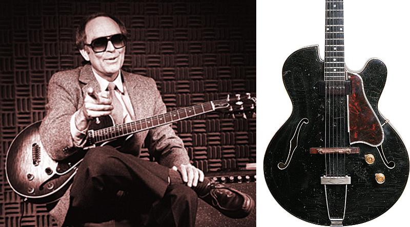 Howard Roberts | Vintage Guitar® magazine