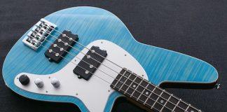 Reverend Guitars Mercalli Bass Double Agent Mer