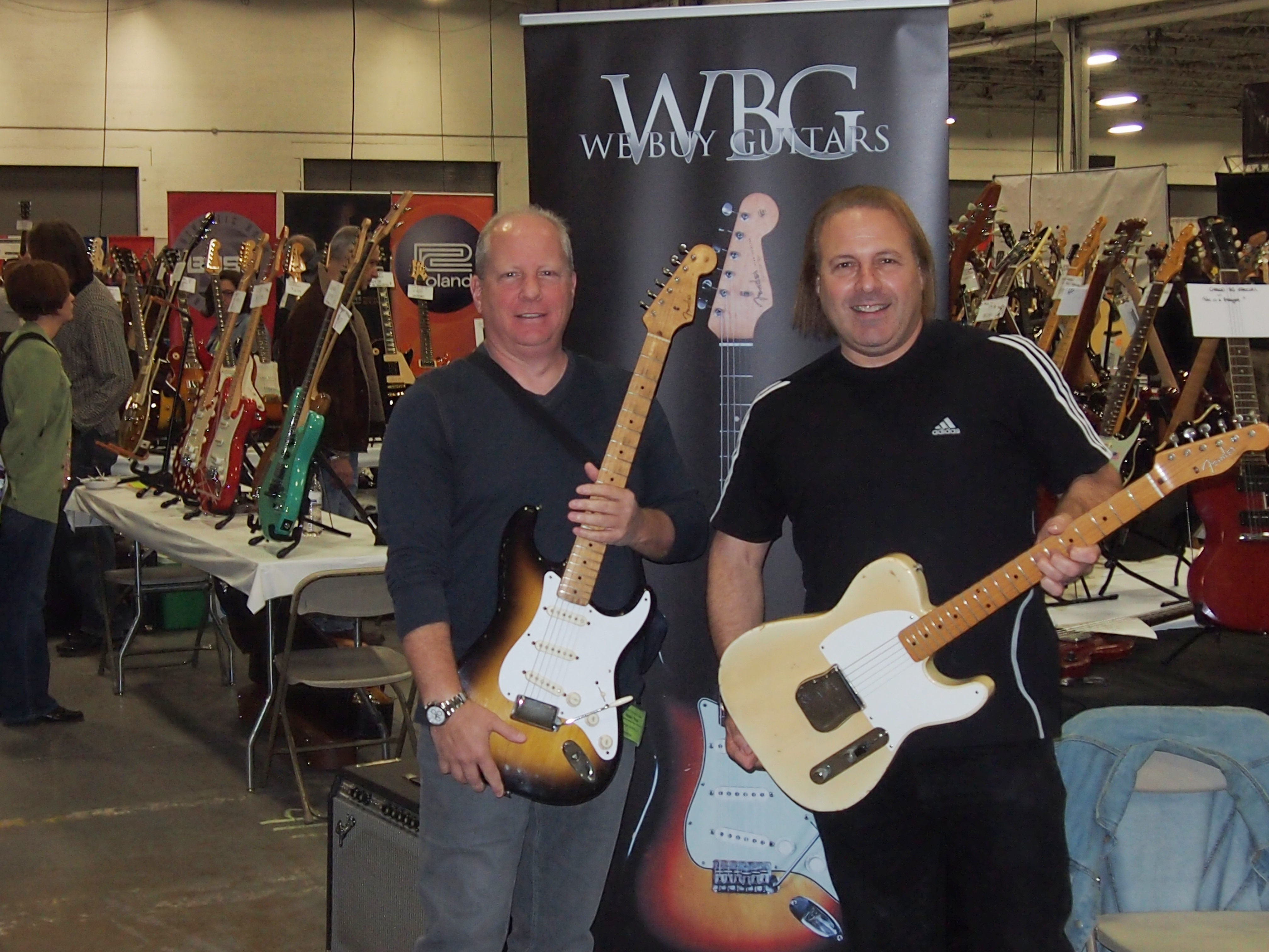 Rich and from We Buy Guitars