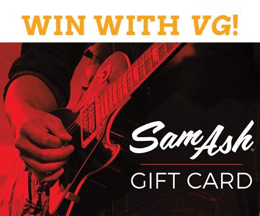 Giveaway | Vintage Guitar® magazine