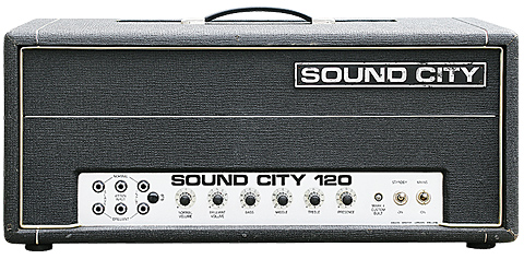 Sound City L/B 120 Mark IV