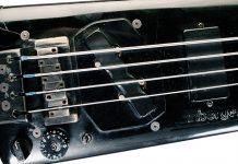 1978 Steinberger Prototype Bass