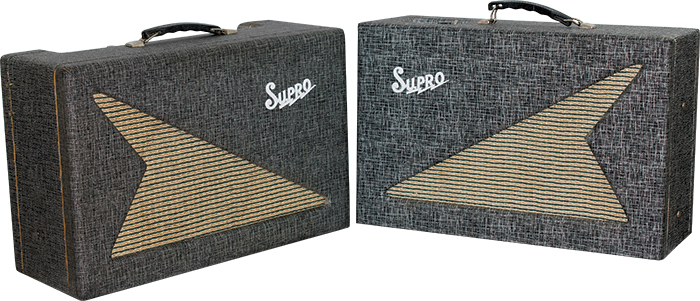 The Supro 1600R Supreme and 600 Reverb | Vintage Guitar® magazine