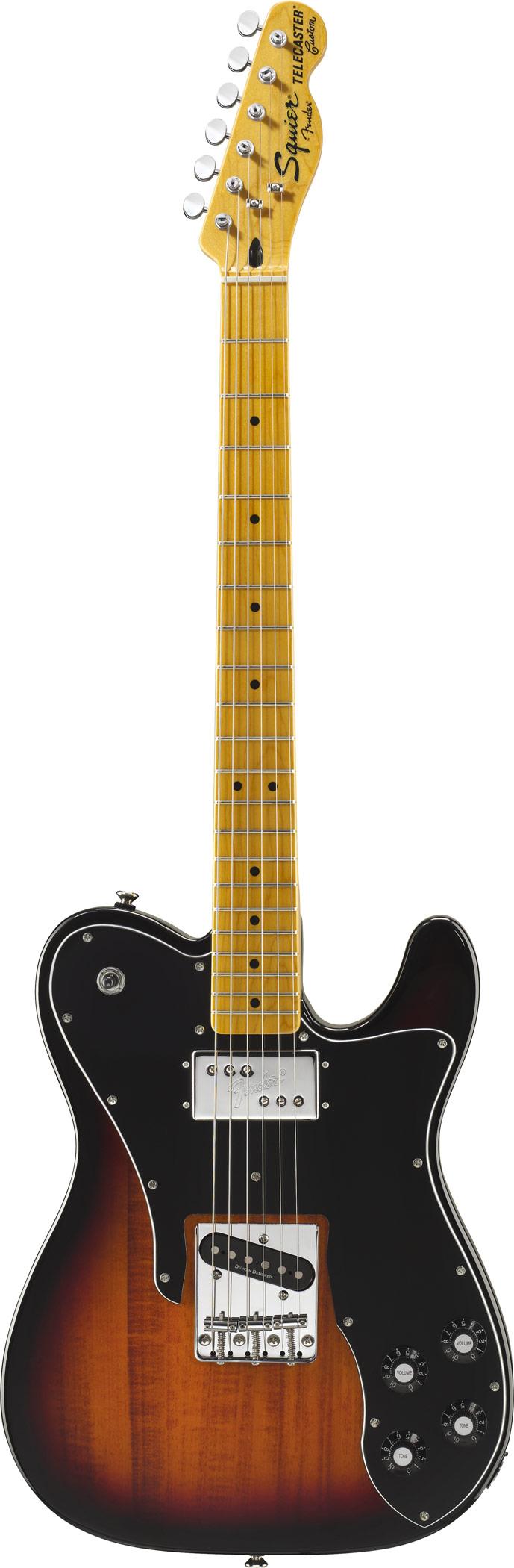 squier vintage modified telecaster custom vintage guitar magazine. Black Bedroom Furniture Sets. Home Design Ideas