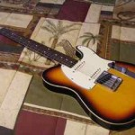 Telecaster Custom Project Guitar