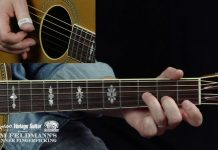 Tom Feldmann Beginner Fingerpicking - Lesson 8 Vintage Guitar is teaming with Collings Guitars and Stefan Grossman