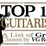 Vintage Guitar magazine Top 100 guitarists B.B. King: Heinrich Klaffs/Wikimedia Commons.